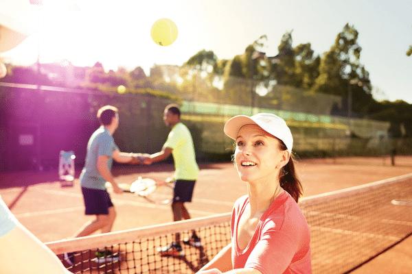 Helen Rice Tennis School