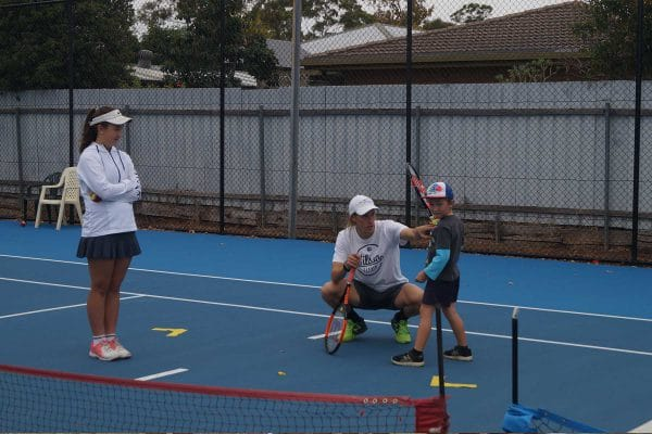 Adelaide Tennis Coaching - Private Lessons HRTS