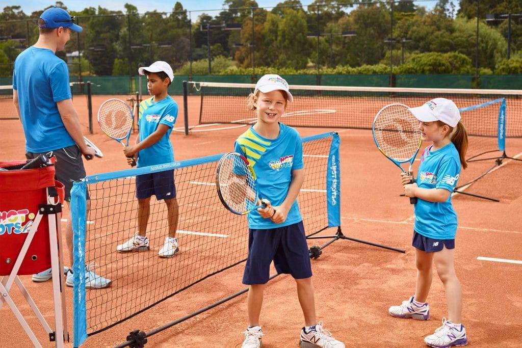 Adelaide Tennis Coaching