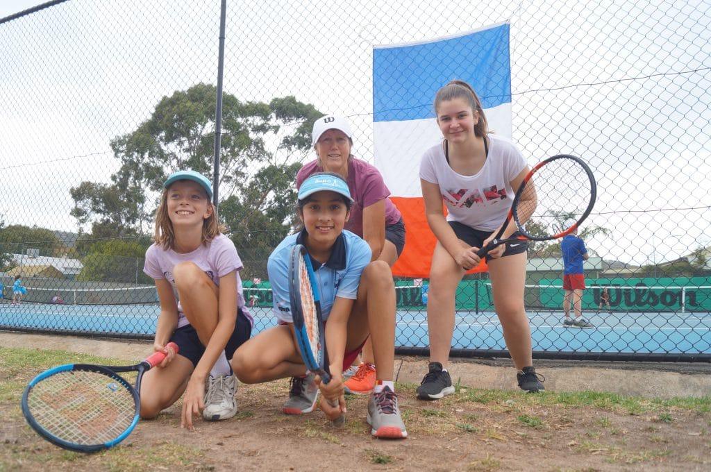 Tennis Squads