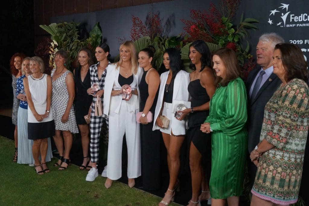 Fed Cup - Women's Tennis Foundation