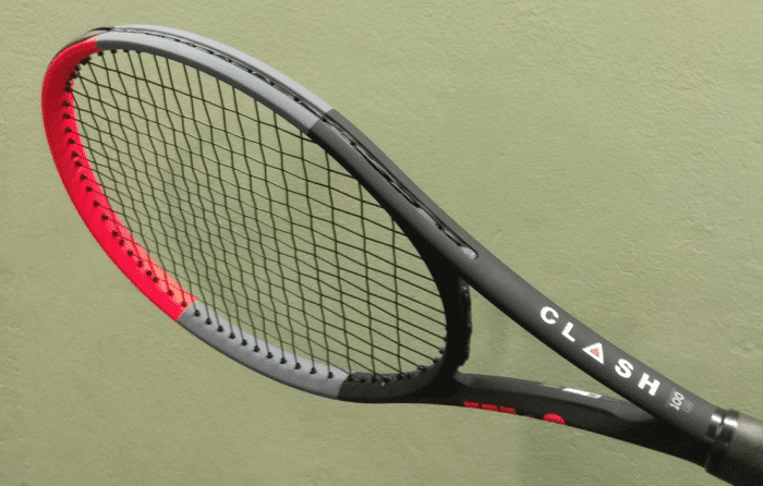 Racquet Resting - Clash